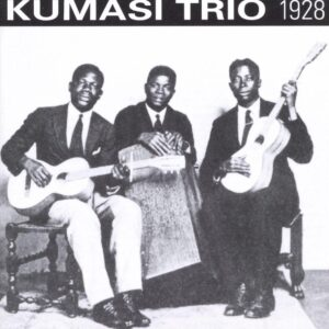 Kumasi Trio - West-African Vocals In Fanti 1928