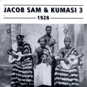 Kumasi Trio - West-African Vocals In Fanti Vol.II
