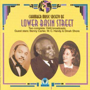 Benny Carter - Chamber Music Society Of Lower Basin Street 1940