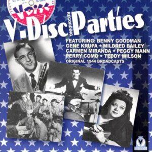 Benny Goodman - V-Disc Parties 1944