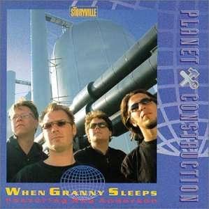 When Granny Sleeps - Planet Construction