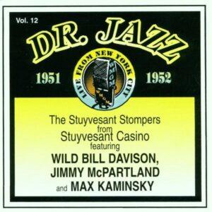 Stuyvesant Stompers - Doctor Jazz Vol.12