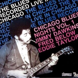 Chicago Blues Nights - MCM Blues Series Vol.1