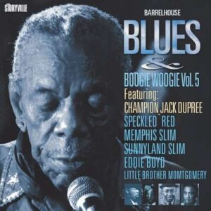 Barrelhouse Blues & Boogie Woogie Vol.4
