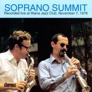 Bob Wilber - Soprano Summit
