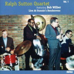 Ralph Sutton Quartet - Vol.1
