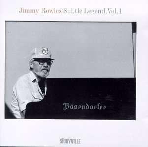 Jimmy Rowles - Subtle Legend Vol.1