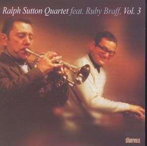 Ralph Sutton - Live At Sunnie's Rendez Vous Vol.3
