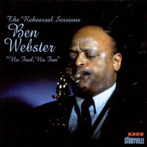 Ben Webster & Danish Radio Jazz Orchestra - No Fool, No Fun