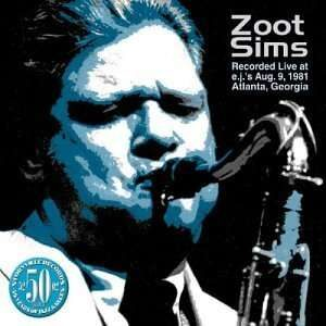 Zoot Sims - Live At E.J.S