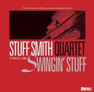 Stuff Smith - Swingin' Stuff