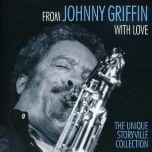 Griffin Johnny - From Johnny Griffin With Love