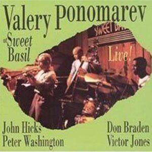Valery Ponomarev - Live At Sweet Basil