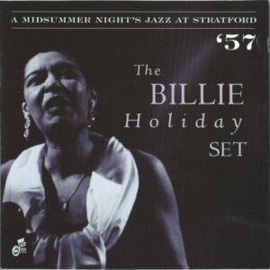 Billie Holiday - A Midsummer Night's Jazz At Straford, 1957