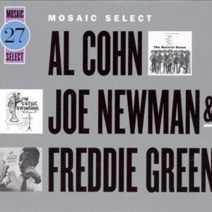 Al Cohn , Joe Newman & Freddie Green - Mosaic Select