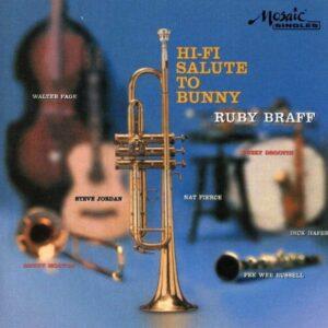 Ruby Braff - Hifi Salute To Bunny