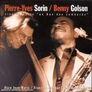 Pierre-Yves Sorin - Live In Paris