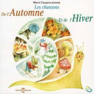 Marcel Zaragoza - Les Chansons De L'Automne Et De L'Hiver