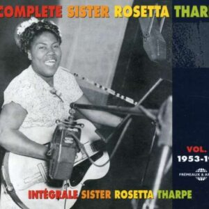 Sister Rosetta Tharpe - Intégrale Vol.5 1953-1957