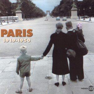 Paris 1919 - 1950