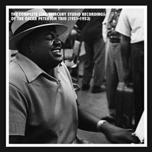 Oscar Peterson - Complete Mercury Studio Recordeings