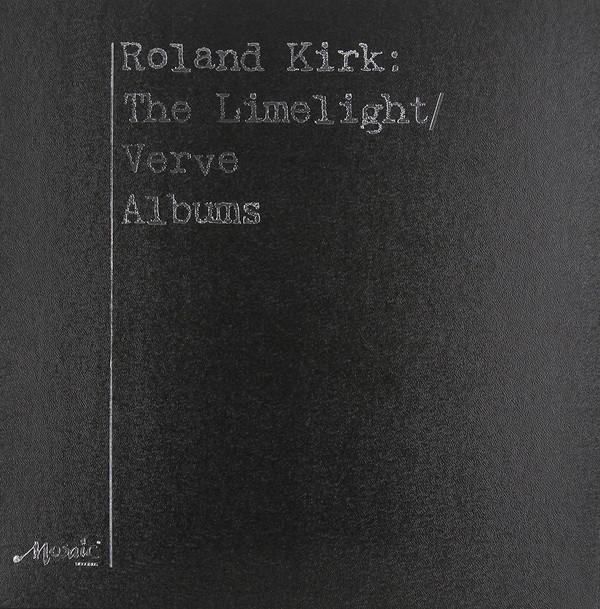 Roland Kirk - The Limelight/Verve Albums