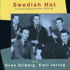 Svenska Hotkvintetten - Swedish Hot