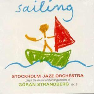 Stockholm Jazz Orchestra - Sailing