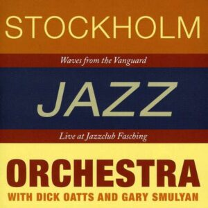 Stockholm Orchestra - Waves From The Vanguard