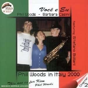 Phil Woods - In Italy Vol.2: Voce E Eu