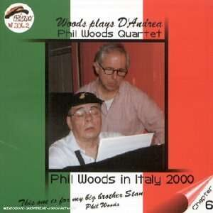 Phil Woods Quartet - Woods Plays D'Andrea