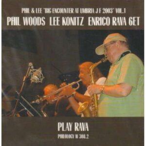 Phil Woods - Play Rava