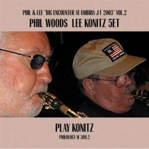 Phil Woods - Play Konitz