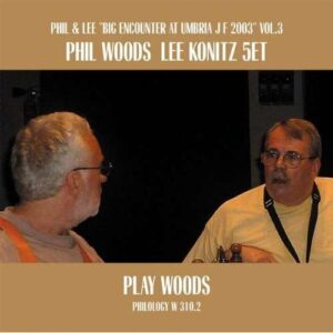 Phil Woods - Play Woods