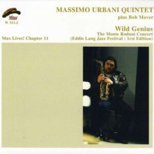 Massimo Urbani Quintet - Wild Genius