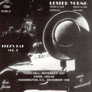 Lester Young - Prez's Hat Vol.5
