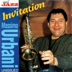 Massimo Urbani - Invitation