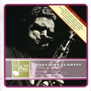 Zoot Sims Quartet - Complete Prestige Studio Masters
