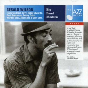 Gerald Wilson - Big Band Modern