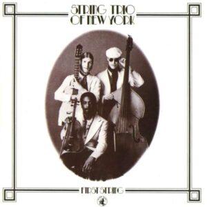 Billy Bang - First String