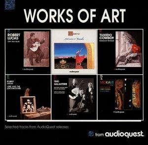 Works Of Art Vol 1