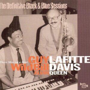 Guy Lafitte - Three Man On A Beat