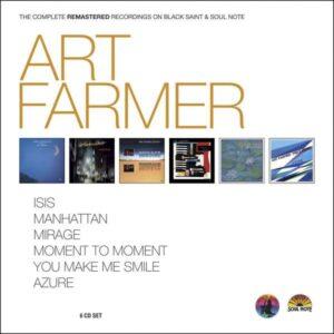 Art Farmer - The Complete Remasterd Recordings On Black Saint & Soul Note