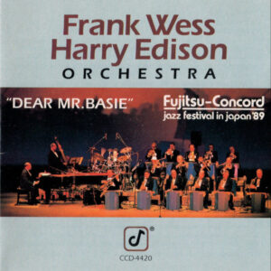 Frank Wess - Dear Mr. Basie