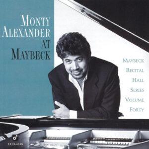 Monty Alexander - At Maybeck