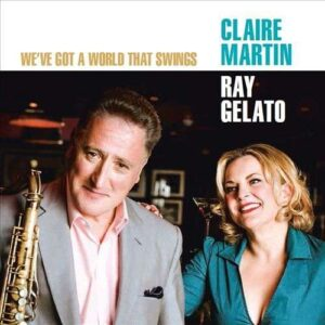 Claire Martin  - We'Ve Got A World That Swings