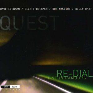 Dave Liebman  - Re Dial - Live In Hamburg