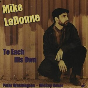 Mike Ledonne - To Each His Own